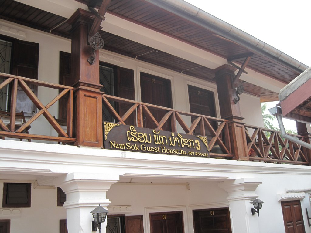 Nam Sok Guest House